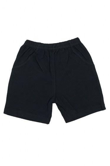 Baby-Cotton-Short-Pants-Black