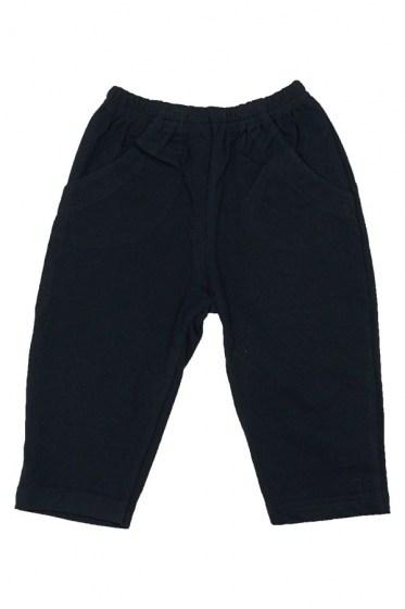 Baby-Cotton-long-Pants-Black