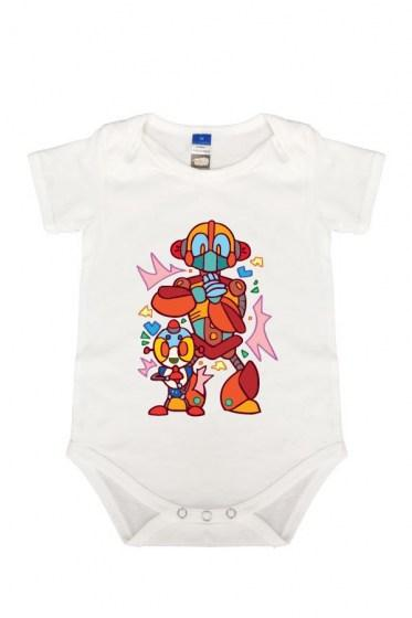 Combot & Cybel Rompers White