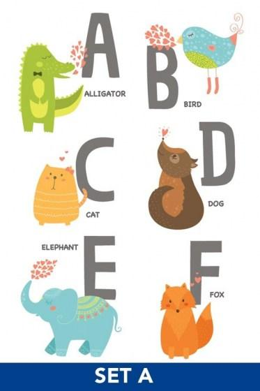 Baby Animal Alphabets