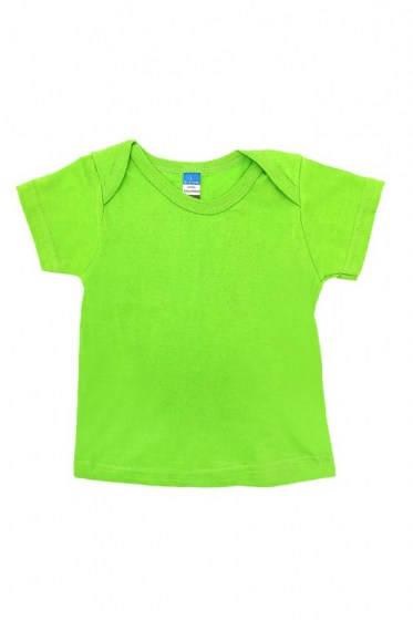 Basic Baby T-shirt Apple Green