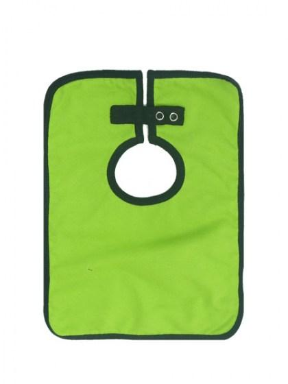 Candy Bar Baby Bibs  - Apple Green