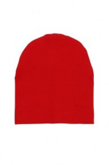 Tall Baby Beanies - Red